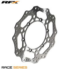 RFX Race Front Disc (Black) Yamaha YZ125/250 16>On YZF250/450 16>On